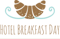 Hotel Breakfast Day Logo